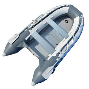 BRIS-10-8-ft-Inflatable-Boat-Inflatable-Rafting-Fishing-Dinghy-Tender-Pontoon