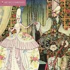 Art Deco Fairytales Wall Calendar 2017 by Inc BrownTrout Publishers