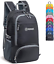 ZOMAKE 30L Lightweight Packable Backpack Water Resistant Hiking Daypack,Small Tr