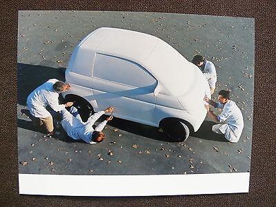 Süß GehäRtet Opel Zukunftsstudie o0028 Um Zu Helfen, Fettiges Essen Zu Verdauen Presse-foto Werk-foto Press Photo 03/1995