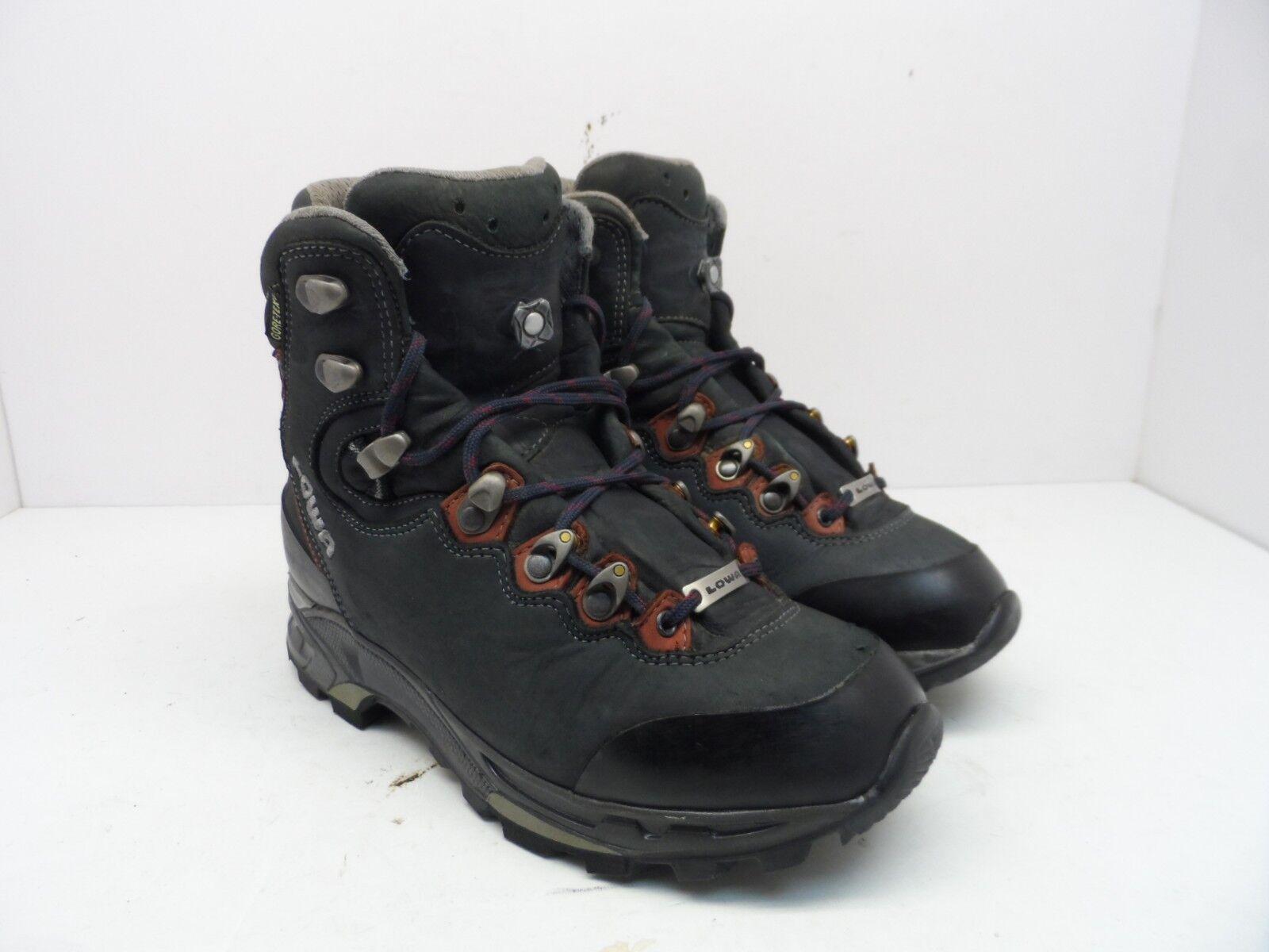 Lowa Lowa Lowa Women's Mauria GTX Flex WS Athletic Hiking Boot Navy Size 5.5M 4ef0ae