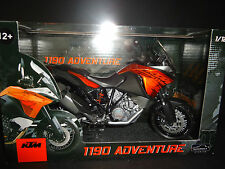 Automaxx KTM 1190 Adventure 2014 Orange 1/12