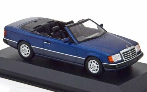 MB Mercedes Benz 300 CE-24-1991 Maxichamps 1:43 bluemetallic