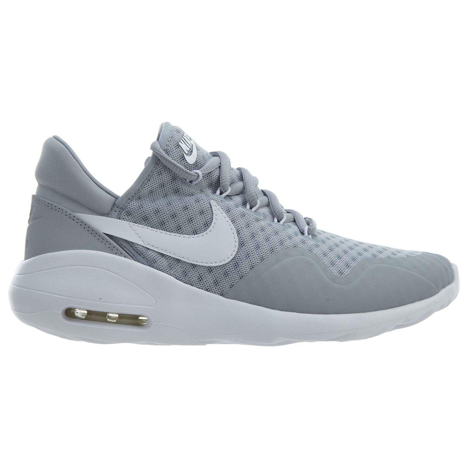 Nike Air Max Sasha Womens 916783-002 Wolf Grey White Training Shoes Size 7.5