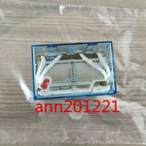 1PC New Omron Relay LY4N-J 200-220VAC LY4NJ