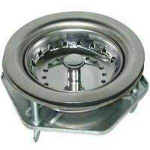 Image Is Loading MINTCRAFT 4732707 QUICK CONNECT STAINLESS STEEL SINK  STRAINER