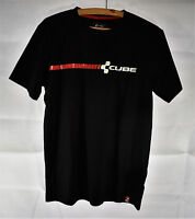 Cube After Race Series T-shirt Size M Men Shirt 2 Black