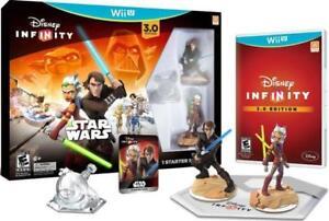 Disney-Infinity-3-0-Starter-Pack-Wii-U-Original-Pkg-Very-Good-condition