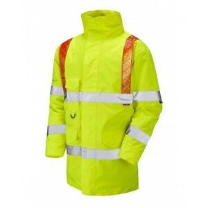 Orange 3 Viso Class Leo Workwear Putford Vis An wqSqBItx