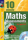Ten Minute Maths Assessments Ages 5-6 by Andrew Brodie (Mixed media product, 2009)