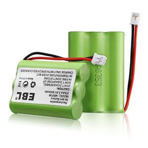 2X-3-6v-900mA-Baby-Monitor-Battery-for-Motorola-MBP33-MBP36-GRACO-2791-2795