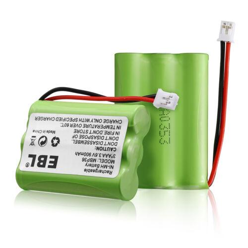2X 3.6v 900mA Baby Monitor Battery for Motorola MBP33 MBP36 GRACO 2791 2795