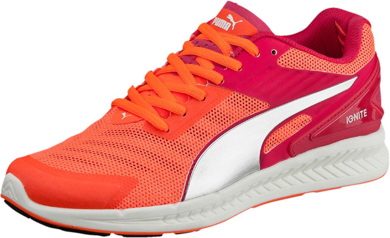 Puma Ignite V2 Womens Running shoes - orange