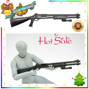 1-6-Massstab-Plastik-m1-Super-90-halbautomatische-Gewehr-Waffe-Modell-fuer-12-034-Figur