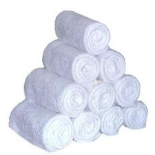 White Face Towel - Pack Of 12