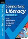 Supporting Literacy For Ages 7-8 by Andrew Brodie, Judy Richardson (Paperback, 2006)