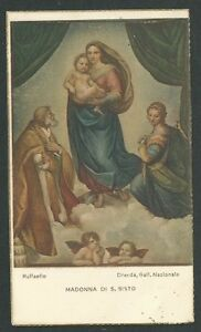 2019 Nouveau Style Estampa Antigua De La Virgen Andachtsbild Santino Holy Card Santini
