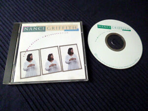 CD Nanci Griffith - The MCA Years A Retrospective | 18 Songs Country Folk