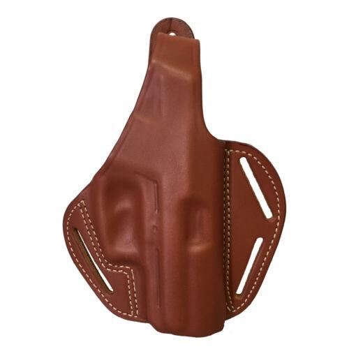 Gun Mate Old World Leather Pancake Style Right Hand Gun Holster