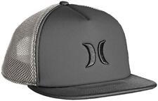 HURLEY BLOCKED 2.0 TRUCKER HAT cap gray surf adjustable snapback nike  MHA0005740 918822305736