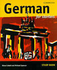 German for Starters: Study Book by Diane Collett, Michael Spencer (Paperback, 1998)