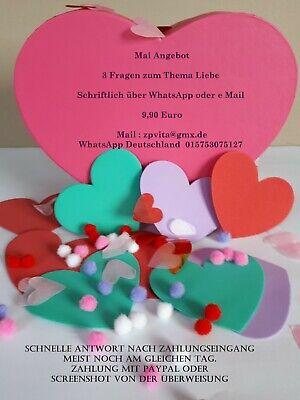 Kartenlegen Liebe per Email oder per Telefon ganz schnell Klarheit