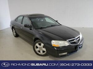2002 Acura TL Type-S 3.2L V6 VTEC | DRIVER MEMROY SEAT | LEATHER | SUNROOF | BOSE AUDIO | 6 CD CHANGER