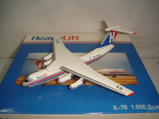 Bigbird 500 HeavyLift HeavyLift HeavyLift Cargo Airlines Ilyushin IL-76  1990s color  1 500 548cfd