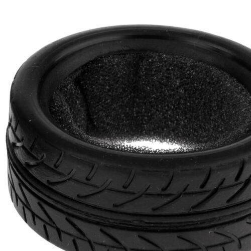 paket 1//10 RC Racing Auto Teile Reifen Reifen für Traxxas HSP HPI 4 Teile