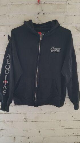 beschrijving Apparel Lzie Jon Black Hooded Saints Boondock Sz The Jacket Lauren nOmN0y8Pvw