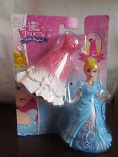 Disney Princess NEW Cinderella Fairytale Castle Doll magiclip magic clip dresses