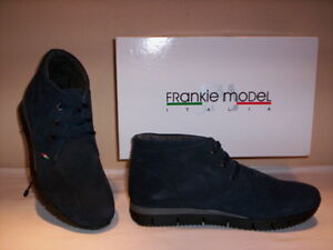 Frankie-Model-shoes-high-desert-boots-boots-casual-leather-men-suede-blue