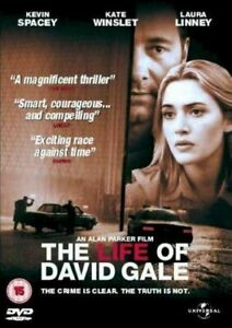 The-Life-of-David-Gale-DVD-2003-Very-Good-DVD