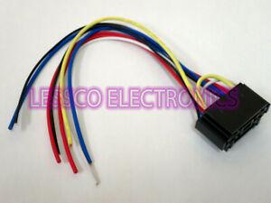 Tyco-AA-Heavy-Duty-Prewired-Dual-Relay-Socket-with-12-gauge-leads
