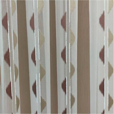 Gardinenstoff Gardinen Vorhänge Stoff Store Voile  Meterware  Neu 2008