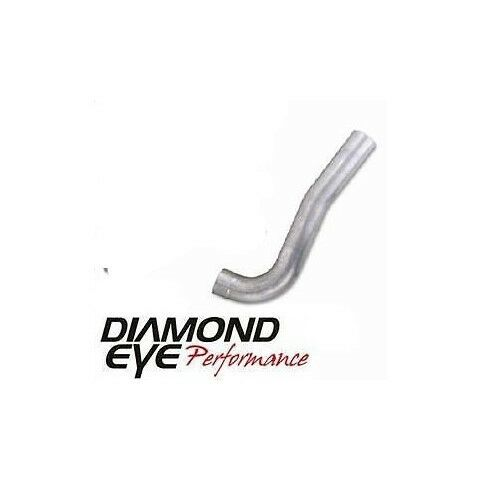 "Tailpipe 2nd Section 5/"" Aluminized for 03-07 Ford 7.3L DIAMOND EYE 141009"