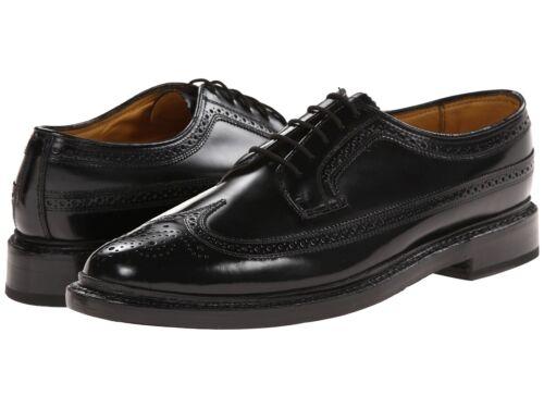 Florsheim Men/'s Kenmoor wing tip leather Black Shoes 17109-01