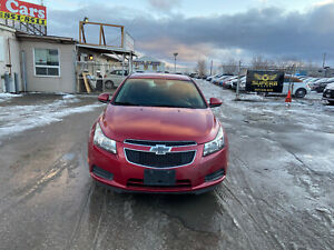 2013 Chevrolet Cruze LT Turbo | Well serviced | Remote starter| Clean