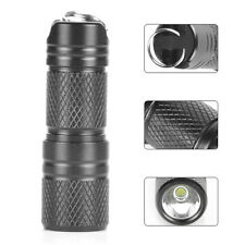 Rechargeable 1000lm Mini Flashlight XPE-2 LED Hunting Torch USB keychain Light