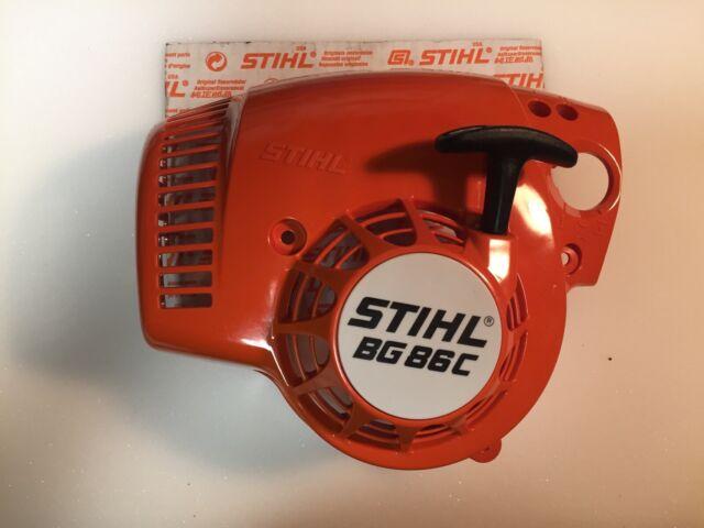 stihl br200 blower throttle control   NEW OEM