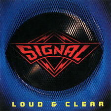 SIGNAL - LOUD AND CLEAR - CD / MARK FREE / KING KOBRA