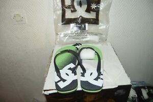 TONG-DC-SHOES-TAILLE-39-US-7-SHOES-BASKET-ZAPATOS-NEUF