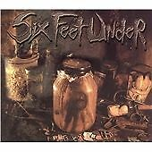 Six Feet Under - True Carnage - Digipak CD (Parental Advisory, 2001)