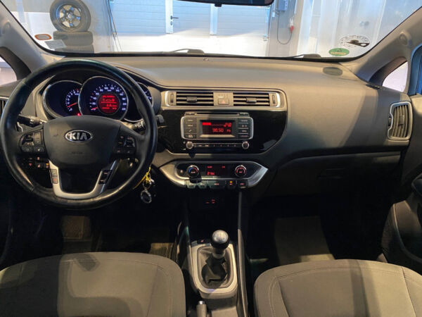 Kia Rio 1,2 CVVT Premium billede 7