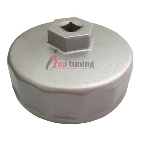 74mm 14 Flute Oil Filter Wrench Cap Removal Tool for Benz Porsche VW Audi Toyota