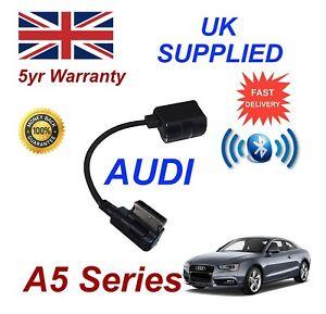 para-AUDI-A5-Bluetooth-musica-en-tiempo-real-Modulo-Samsung-Motorola-Amazon