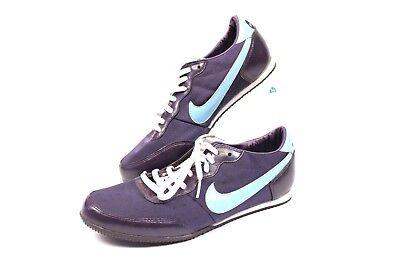 Details zu Nike Track Racer Damen Sneaker Gr 38,5 Lila Running Fitness Schuhe Sport g.Zust.