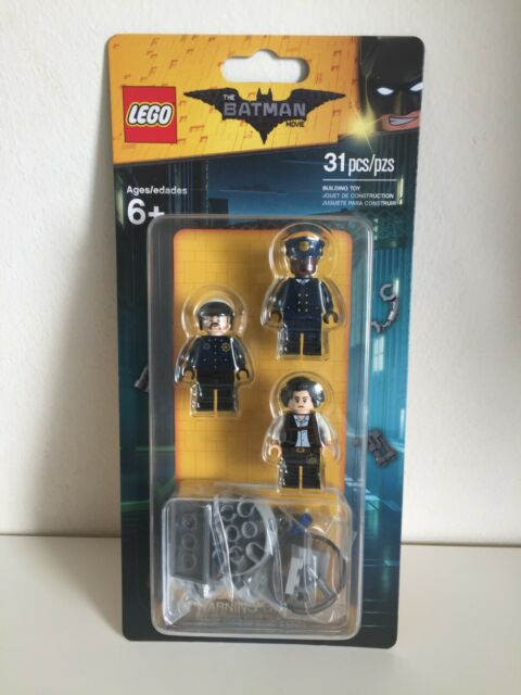 Brand New Sealed Lego 853651 The LEGO Batman Movie Accessory Set.
