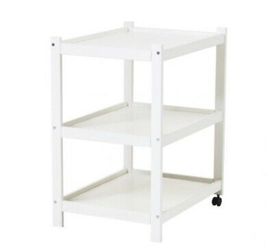 White Aromatic Flavor Nursery Furniture New Unwanted Gift Hoppekids Ida-marie Dressing Table/partly Solid