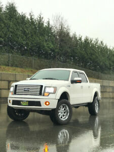 2011 FORD F-150 6.2L LIMITED CHEAPEST ON KIJIJI Price FIRM!!